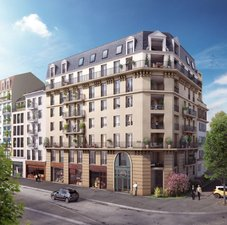 Grande Avenue - immobilier neuf Le Blanc Mesnil