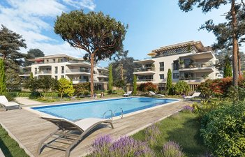 Canneto - immobilier neuf Le Cannet