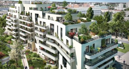 Odace - immobilier neuf Colombes