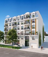 Allure - immobilier neuf Clamart