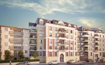 Proximity - immobilier neuf Juvisy-sur-orge