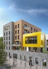 Residence Kubic - immobilier neuf Le Havre