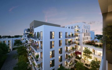 Convergence - immobilier neuf Champigny Sur Marne