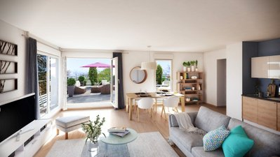 Elan - immobilier neuf Colombes