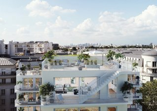 Hoya - immobilier neuf Issy-les-moulineaux