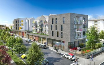 Residence L'express - immobilier neuf Nemours