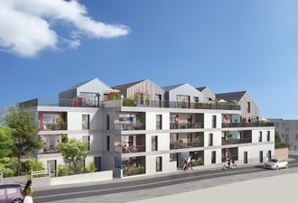 Le Crystal - immobilier neuf Orsay
