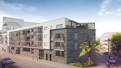 Le Briand - immobilier neuf Toulouse