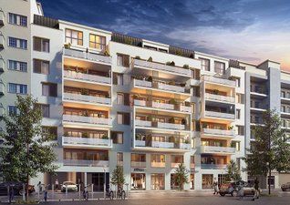 Opus 62 - immobilier neuf Nice
