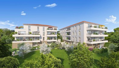 Les Augustines - immobilier neuf Marseille