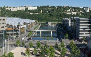 Ydeal Confluence - immobilier neuf Lyon