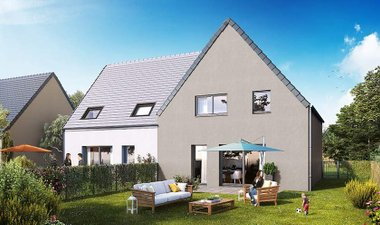 Domaine Caprice - immobilier neuf Ouistreham