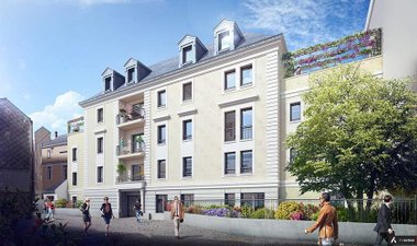 34 Rue Des Arènes - immobilier neuf Angers