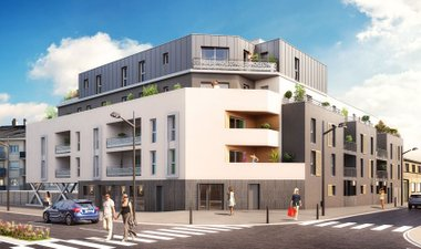 Prisme - immobilier neuf Angers
