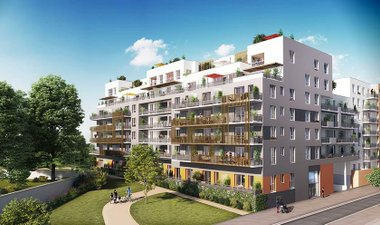 Symbio'z - immobilier neuf Nancy