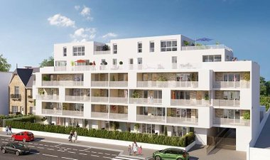 Parallele 25 - immobilier neuf Vannes