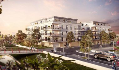 Chelles -villa Louise Adelaide - immobilier neuf Chelles