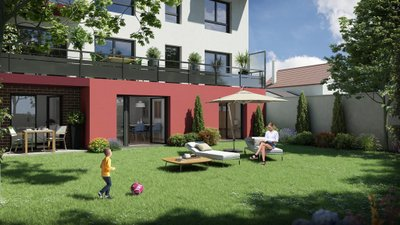 Harmony - immobilier neuf Neuilly Sur Marne