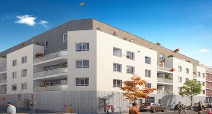 Givors Proche Centre-ville - immobilier neuf Talence