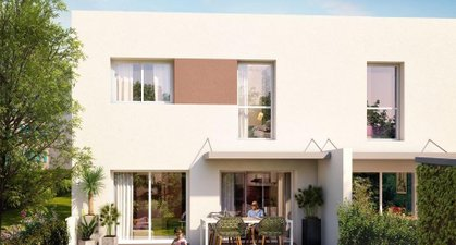 Les Oleanes - immobilier neuf La Fare Les Oliviers