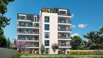 Héritage - immobilier neuf Clamart