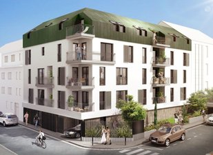 Carre Grillaud - immobilier neuf Nantes
