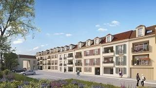 Le Colombier - immobilier neuf Louvres