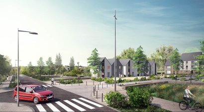 Le Nerval - immobilier neuf Fontenay