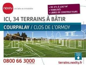 Clos De L'ormoy - immobilier neuf Courpalay