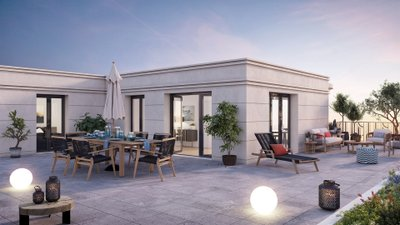 Majestic - immobilier neuf Fontenay Aux Roses