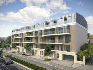 Le Carre Sully - immobilier neuf Châtenay-malabry