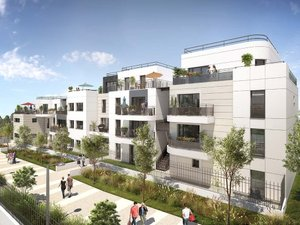 Nouvel Horizon - immobilier neuf Colombes