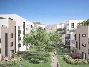 L'hermitage - immobilier neuf Melun