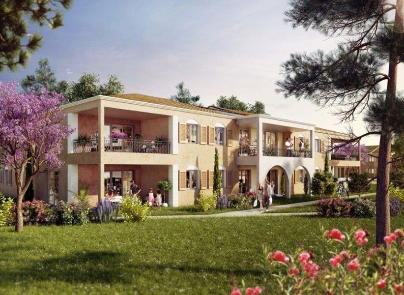 Appartements neufs Ollioules - Verd'o Residence Arboree Tr 2