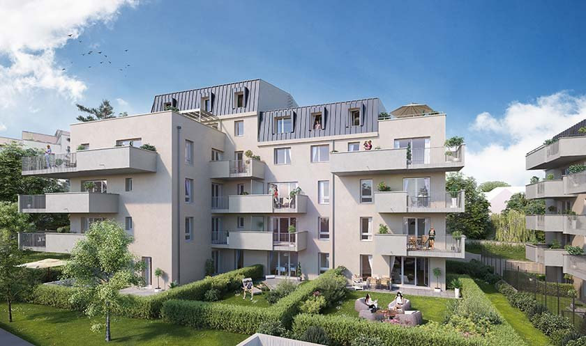 Appartement neuf Chamalieres - Chamalières
