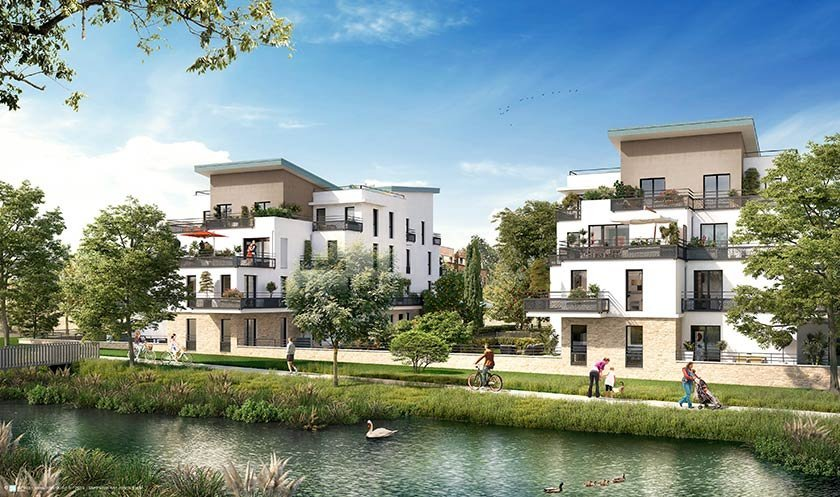 Appartement neuf Bois D Arcy - Grand Canal