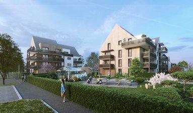 Vertcity - immobilier neuf Strasbourg