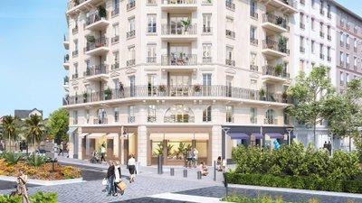 Carré Foch - immobilier neuf La Garenne-colombes