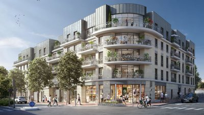 L'absolu - immobilier neuf Châtenay-malabry