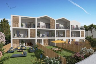 Aigues Marines - immobilier neuf Martigues