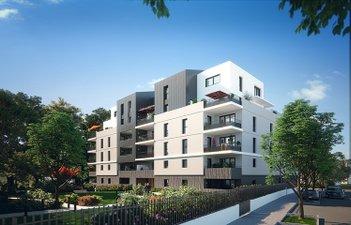 Les Demeures Du Parc - immobilier neuf Montpellier
