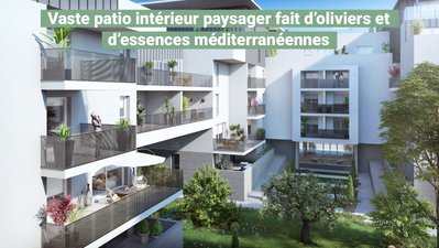 Carre Palascio - immobilier neuf Nîmes