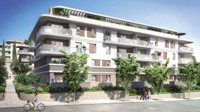 Coeur Mougins - Jardin Des Sens - immobilier neuf Mougins