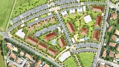 Les Grandes Terres - immobilier neuf Le Puy-sainte-réparade
