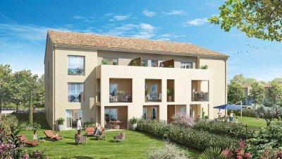 Le Domaine Du Moulin - immobilier neuf Peyrolles-en-provence