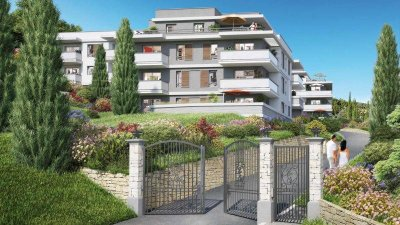 Coeur Mougins - Domaine Jardins En Vue - immobilier neuf Mougins