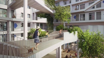 New G - immobilier neuf Paris