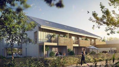 O'bois - immobilier neuf Orgères