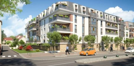 Le Kapitole - immobilier neuf Athis-mons