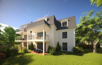 Villa D'este - immobilier neuf Saint-maur-des-fossés